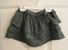 Forest Green T-shirt skirt
