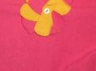 T-shirt bow - 2 tone