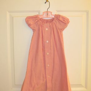 Pink Peasant Style Upcycle
