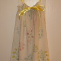 Pillowcase Dress with Ribbon Tie in Front