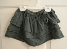 Forest Green T-shirt skirt